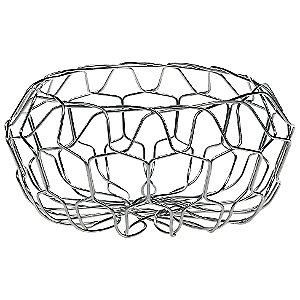 Spirogira Basket by Alessi